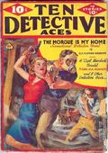 Ten Detective Aces (1933-1949 Ace Magazines) Pulp Vol. 33 #1