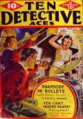 Ten Detective Aces (1933-1949 Ace Magazines) Pulp Vol. 33 #2