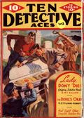 Ten Detective Aces (1933-1949 Ace Magazines) Pulp Vol. 33 #3