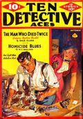 Ten Detective Aces (1933-1949 Ace Magazines) Pulp Vol. 33 #4