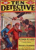 Ten Detective Aces (1933-1949 Ace Magazines) Pulp Vol. 34 #2