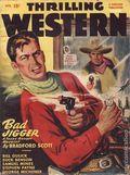 Thrilling Western (1934-1953 Standard) Pulp Vol. 45 #1
