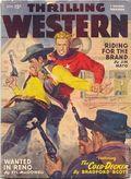 Thrilling Western (1934-1953 Standard) Pulp Vol. 56 #3