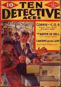 Ten Detective Aces (1933-1949 Ace Magazines) Pulp Vol. 34 #3