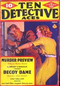 Ten Detective Aces (1933-1949 Ace Magazines) Pulp Vol. 34 #4
