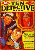 Ten Detective Aces (1933-1949 Ace Magazines) Pulp Vol. 35 #1