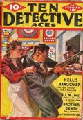 Ten Detective Aces (1933-1949 Ace Magazines) Pulp Vol. 35 #2