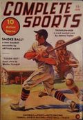 Complete Sports (1937-1955 Western Magazines) Pulp Vol. 1 #2