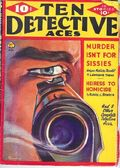 Ten Detective Aces (1933-1949 Ace Magazines) Pulp Vol. 35 #3