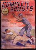Complete Sports (1937-1955 Western Magazines) Pulp Vol. 1 #3