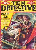 Ten Detective Aces (1933-1949 Ace Magazines) Pulp Vol. 35 #4