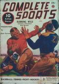 Complete Sports (1937-1955 Western Magazines) Pulp Vol. 1 #4