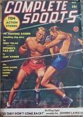 Complete Sports (1937-1955 Western Magazines) Pulp Vol. 2 #1