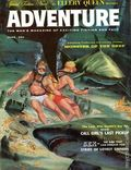 Adventure (1910-1971 Ridgway/Butterick/Popular) Pulp Jun 1959