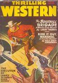 Thrilling Western (1934-1953 Standard) Pulp Vol. 61 #1