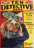 Ten Detective Aces (1933-1949 Ace Magazines) Pulp Vol. 36 #2