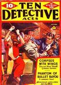 Ten Detective Aces (1933-1949 Ace Magazines) Pulp Vol. 36 #4