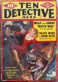 Ten Detective Aces (1933-1949 Ace Magazines) Pulp Vol. 37 #1