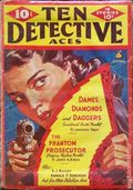 Ten Detective Aces (1933-1949 Ace Magazines) Pulp Vol. 37 #2