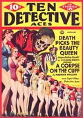 Ten Detective Aces (1933-1949 Ace Magazines) Pulp Vol. 37 #3