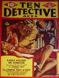Ten Detective Aces (1933-1949 Ace Magazines) Pulp Vol. 37 #4