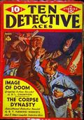 Ten Detective Aces (1933-1949 Ace Magazines) Pulp Vol. 38 #1