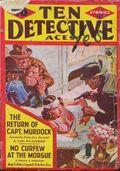 Ten Detective Aces (1933-1949 Ace Magazines) Pulp Vol. 38 #2