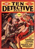 Ten Detective Aces (1933-1949 Ace Magazines) Pulp Vol. 38 #3