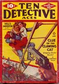 Ten Detective Aces (1933-1949 Ace Magazines) Pulp Vol. 38 #4