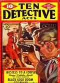 Ten Detective Aces (1933-1949 Ace Magazines) Pulp Vol. 39 #2