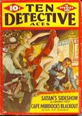 Ten Detective Aces (1933-1949 Ace Magazines) Pulp Vol. 39 #3