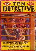 Ten Detective Aces (1933-1949 Ace Magazines) Pulp Vol. 40 #2