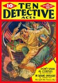 Ten Detective Aces (1933-1949 Ace Magazines) Pulp Vol. 40 #3