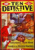Ten Detective Aces (1933-1949 Ace Magazines) Pulp Vol. 40 #4