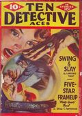 Ten Detective Aces (1933-1949 Ace Magazines) Pulp Vol. 41 #1