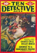 Ten Detective Aces (1933-1949 Ace Magazines) Pulp Vol. 41 #4