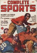 Complete Sports (1937-1955 Western Magazines) Pulp Vol. 2 #4