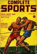 Complete Sports (1937-1955 Western Magazines) Pulp Vol. 2 #5
