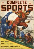 Complete Sports (1937-1955 Western Magazines) Pulp Vol. 3 #1