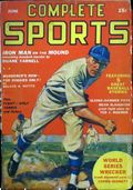Complete Sports (1937-1955 Western Magazines) Pulp Vol. 3 #2