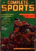 Complete Sports (1937-1955 Western Magazines) Pulp Vol. 3 #5