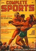 Complete Sports (1937-1955 Western Magazines) Pulp Vol. 3 #6