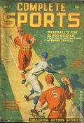 Complete Sports (1937-1955 Western Magazines) Pulp Vol. 4 #1