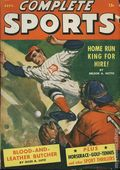 Complete Sports (1937-1955 Western Magazines) Pulp Vol. 4 #2