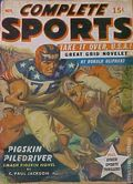 Complete Sports (1937-1955 Western Magazines) Pulp Vol. 4 #3