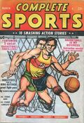 Complete Sports (1937-1955 Western Magazines) Pulp Vol. 5 #3