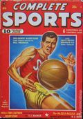 Complete Sports (1937-1955 Western Magazines) Pulp Vol. 6 #1