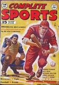 Complete Sports (1937-1955 Western Magazines) Pulp Vol. 6 #5