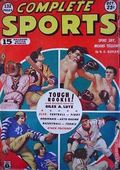 Complete Sports (1937-1955 Western Magazines) Pulp Vol. 7 #1
