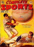 Complete Sports (1937-1955 Western Magazines) Pulp Vol. 7 #4